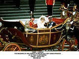 Lady Diana Photo - 2981 - London the Wedding of Hrh Prince of Wales and Lady Diana Spencer at St Pauls Cathedral Credit  Uppa Ipol B39 038145 Credit Photographer NameipolGlobe Photos Inc