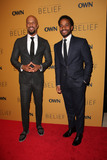Andre Holland Photo - Common and Andre Holland Attend the Own (Oprah Winfrey Network) Premiere of Belief a Week Long Documentary Series the Times Center NYC October 14 2015 Photos by Sonia Moskowitz Globe Photos Inc