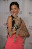 Allie Rizzo Photo - Allie Rizzo Model at Aspca Young Friends Benefit at Iac Building 555 W18st 10-15-2015 John BarrettGlobe Photos
