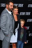 Adrian Pasdar Photo - Adrian Pasdar with Natalie Maines and Son Slade the Los Angeles Premiere of  Star Trek  Held at the Graumans Chinese Theatre in Hollywood California on 04-30-2009 Photo by Graham Whitby Boot-allstar-Globe Photos Inc