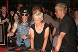 The Germs Photo - the Germs Inducted Into Hollywoods Rockwalk 7425 Sunset Blvd Hollywood CA 082008 the Germs - L-r - Don Bolles Lorna Doom and Pat Smear Photo Clinton H Wallace-photomundo-Globe Photos Inc