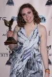Lena Dunham Photo - Lena Dunham Best First Screenplay 2011 Film Independent Spirit Awards - Press Room Santa Monica Pier Santa Monica CA 02-26-2011 photo by Graham Whitby Boot-allstar - Globe Photos Inc 2011