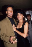 Victoria Rowell Photo - Kristoff St John with Victoria Rowell 1992 Supplied by Globe Photos Inc