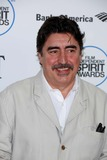 Alfred Molina Photo - Actor Alfred Molina Arrives at the 30th Annual Film Independent Spirit Awards in a Tent on Santa Monica Beach in Santa Monica Los Angeles USA on 21 February 2015 Photo Alec Michael