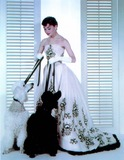 Audrey Hepburn Photo - Audrey Hepburn in Gown by Givenchy Sabrina 1954 Supplied by Globe Photos Inc Tv-film-still