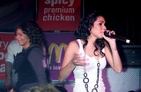 Nicole Albino Photo - Nina Sky Performace For the Launch of Mcdonalds New Spicy Chicken Sandwich Was Held at the Mcdonald Restaunrant on 42nd Street New York City 01-31-2006 Photo Rick Mackler-rangefinders-Globe Photos Inc 2006 Nina Sky Natalie Albino Nicole Albino