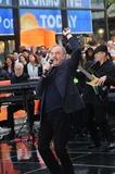 Neil Diamond Photo - Neil Diamond Rockefeller Center NY 10-20-2014 Photo by - Ken Babolcsay IpolGlobe Photo