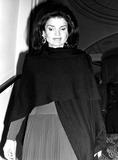 Jacqueline Kennedy Onassis Photo - Jacqueline Kennedy Onassis Paul SchmulbachGlobe Photos Inc