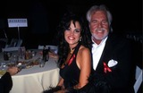 Kenny Rogers Photo - Kenny Rogers and Wanda Miller Photo by Lisa RoseGlobe Photos Inc 1995 K0508lr a  M Party