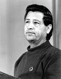 Cesar Chavez Photo - Cesar Chavez Charles FinlayGlobe Photos Inc