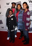 Antwone Fisher Photo - Antwone Fisher and Family 20th Chill Ice Skating Grand Opening Held at the Westwood Hotel Los Angeles- 11-18-2010 Phototleopold-Globephotos Inc 2010