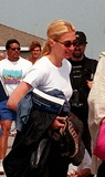 Kennedy Photo - Carolyn Bessette Kennedy (Flying Manual) Photolaura CavanaughGlobe Photos Inc