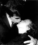 Edith Piaf Photo - Edith Piaf and Theo Sarapo Photo by InterpressGlobe Photos Inc