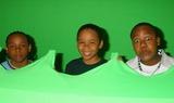 Zachary Isaiah Williams Photo - Dee Dee Davis (Bernie Macs Baby Girl) Birthday Party at Pearl West Hollywood California 04172004 Photo by Clinton H WallaceipolGlobe Photos Inc 2004 Oren and Zachary Isaiah Williams and Kyle Massey