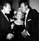 Red Skelton Photo - Red Skelton Cobina Wright and John Wayne at the Party For Duke and Duchess of Windsor Globe Photos Inc Johnwayneretro