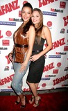 Sophia Santi Photo - Xfanz Rocks Burlesque with a Special Performance by Dave Navarro Dragonfly Hollywood CA 11-15-2006 Sophia Santi and Shay Jordan Photo Clinton H Wallace-photomundo-Globe Photos Inc