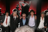 Ron Wood Photo - SHINE A LIGHT PRESS CONFERENCE WITH MARTIN SCORSESE AND THE ROLLING STONESPALACE HOTEL    3-30-2008PHOTOS BY RICK MACKLER RANGEFINDER-GLOBE PHOTOS INC2008 MARTIN SCORSESE AND THE ROLLING STONESK57050RMRON WOOD CHARLIE WATTS MARTIN SCORSESE MICK JAGGER KEITH RICHARDS