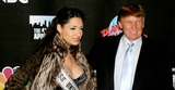 Amelia Vega Photo - the Apprentice Takes Over the Planet Donald Trump and Former Contestants to Attend Viewing Party at Planet Hollywood in New York City 1292004 Photo Byrick MacklerrangefindersGlobe Photos Inc 2004 Miss Universe Amelia Vega and Donald Trump
