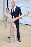 Cristen Barker Photo - Nigel Barker and Cristen Barker Attend the American Ballet Theater 75th Anniversary Diamond Jubilee Spring Gala Sponsored by Escada the Metropolitan Opera House Lincoln Center NYC May 18 2015 Photos by Sonia Moskowitz Globe Photos Inc