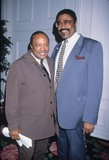 Rosey Grier Photo - Rosey Grier with Quincy Jones at Help Awards Beverly Hilton Ca 1997 K9048lr Photo by Lisa Rose-Globe Photos Inc