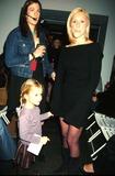 Alexandra Von Furstenberg Photo - 092003 New York Diane Von Furstenberg Fall 2003 Fashion Show Photo by Rose HartmanGlobe Photos Inc K28877rhart Alexandra Von Furstenberg with Daughter