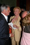 Barbara Sinatra Photo - Celebrity Out and About Spago Restaurant Beverly Hills CA (091504) Photo by Milan RybaGlobe Photos Inc2004 Louis Jourdan and Barbara Sinatra