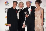 Randy Spelling Photo - Tori Spelling with Father Aaron Spelling  Mother Candy Carol Jean Marer Spelling and Brother Randy Spelling 13th Annual Soap Opera Digest Awards in Los Angeles 1997 Photo by Fitzroy Barrett-Globe Photos Inc