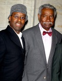 Courtney B Vance Photo - Hbo Unchained Memories Readings From the Slave Narratives at the New York Public Library Astor Hall New York City 02032003 Photo John Barrett Globe Photos Inc 2003 Courtney B Vance_ossie Davis_vanessa Williams