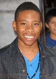Carlon Jeffery Photo - Carlon Jeffery attending the Los Angeles Premiere of Dreamworks Animations Puss in Boots Held at the Regency Village Theater in Westwood California on 102311 Photo by D Long- Globe Photos Inc