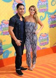 Alexa PenaVega Photo - Alexa Penavega Carlos Pena attending the Nickelodeons 27th Annual Kids Choice Awards Held at the Usc Galen Center in Los Angeles California on March 29 2014 Photo by D Long- Globe Photos Inc
