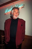 Kenny Rogers Photo - Kenny Rogers K4639rh 04181996 Donation to Gay Mens Health Crisis at Roasters Photo by Rose HartmanGlobe Photos Inc