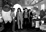 John Bonham Photo - Led Zeppelin in Sanfranisco at the Herb Greene Studio 1969 John Paul Jones Jim Page John Bonham and Robert Plant Photo Bybob StinnettGlobe Photos Inc 1969 Ledzeppelinretro