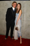 AJ Trauth Photo - 10th Annual Movie Guide Awards Skirball Cultural Center LA CA 03202002 Photo by Amy GravesGlobe Photosinc2002 (D) Aj Trauth and Girlfriend Francesca Fondevila