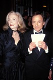 Carrie Nye Photo - Museum of the Moving Image 03-19-1992 Dick Cavett and Wife Carrie Nye Photo by Adam Scull-Globe Photos