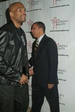 David Paterson Photo - Former Governor David Paterson Right and Left Darryl Dmc Mc Daniels Childrens Rights 6th Annual Benefit in New York City 11-10-04 Photo by Mitch Levy-Globe Photos Inc