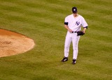 Jon Lieber Photo - Game 2 of the AL Division Series Minnesota Twins Vs the New York Yankees at Yankee Stadium in the Bronx New York City 1062004 Photo Bywilliam ReganGlobe Photos Inc 2004 Jon Lieber