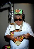 Buddy Hackett Photo - Sd0915 Buddy Hackett Recorded His First Rap Song at Sound Track Studios in New York City Photo Byadam ScullGlobe Photos Inc 1992 Buddyhackettretro