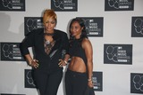 Rozonda Chilli Thomas Photo - Musicians Rozonda Chilli Thomas (L) and Tionne T-boz Watkins the Surviving Members of Tlc Pose in the Press Room of the 2013 Mtv Video Music Awards Aka Vmas at Barclays Center in Brooklyn New York USA on 25 August 2013 Photo Alec Michael