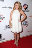 CHRISTIE BROOK Photo - Christy Brook Arrives at the 4th Annual American Humane Association Hero Dog Awards on September 27th 2014 at the Beverly Hilton Hotel Beverly Hillscaliforniausaphototleopold Globephotos