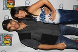 Adrian Paul Photo - Kelly Hus 5th Annual Best Buddies Poker Tournament Audi of Beverly Hills Beverly Hills CA 08282014 Adrian Paul and Kelly Hu Clinton H WallaceGlobe Photos Inc