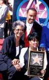 Anita Baker Photo - Anita Baker and Husband and Nancy Wilson Photo Michael Ferguson  Globe Photos Inc