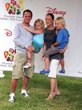 James Martin Photo - I10829CHWA TIME FOR HEROES CELEBRITY CARNIVAL SPONSORED BY DISNEY TO BENEFIT THE ELIZABETH GLASER PEDIATRIC AIDS FOUNDATIONWADSWORTH THEATRE WESTWOOD CA 06-11-2006PHOTO CLINTON H WALLACE-PHOTOMUNDO-GLOBE PHOTOS INC LAURALEE BELL AND HUSBAND SCOTT MARTIN WITH SON CHRISTIAN JAMES MARTIN AND DAUGHTER SAMANTHA LEE MARTIN