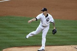 AJ Burnett Photo - Ajburnett at Yankees Vs Toronto Blue Jays at Yankee Stadium Bronx ny 08-02-2010 Photo by John BarrettGlobe Photos Inc2010