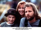 Anna Paquin Photo -  Fly Away Home Anna Paquin Dana Delaney and Jeff Daniels Supplied by Globe Photos Inc