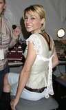 Ashley Paige Photo - Backstage at the Ashley Paige Springsummer Collection Show -Mercedes Benz Spring 2005 Fashion Week Smashbox Studios Culver City CA 10272004 Photo by Clinton H WallaceipolGlobe Photos Inc 2004 Samaire Armstong