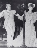 Betty Hutton Photo - Kat Kyser and Betty Hutton Entertain at Hollywood Canteen 1942 Photo Globe Photos Inc
