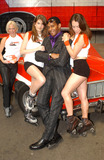 Antonio Fargas Photo - Antonio Fargas Former Starsky  Hutch Star Antonio Fargas Unveils Cardboard Box Sculpture of the Cop Shows Ford Gran Torino to Promote Starsky  Hutch Video Game Spitalfields Markelondon06202003 Photo by Tim MatthewsGlobe Photos Inc 2003