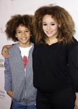 Talia Jackson Photo - Armani Jackson and Talia Jackson arrive at the 25th LA Music Awards