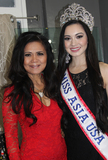 Ashley Park Photo - Amelia Johnson and Ashley Park arrive for the Red Carpet for Golden Glo Tans Grand Opening